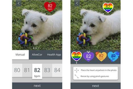 Biometric Photo-Sharing Apps
