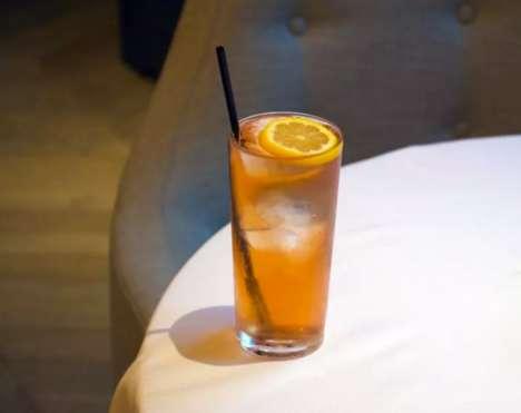 Bourbon Elderflower Cocktails