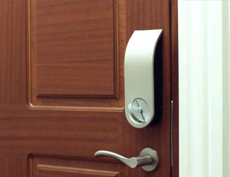 App-Controlled Door Locks - The Smart Door Lock by Bekey Does Away with Keys for Easy Modern Access