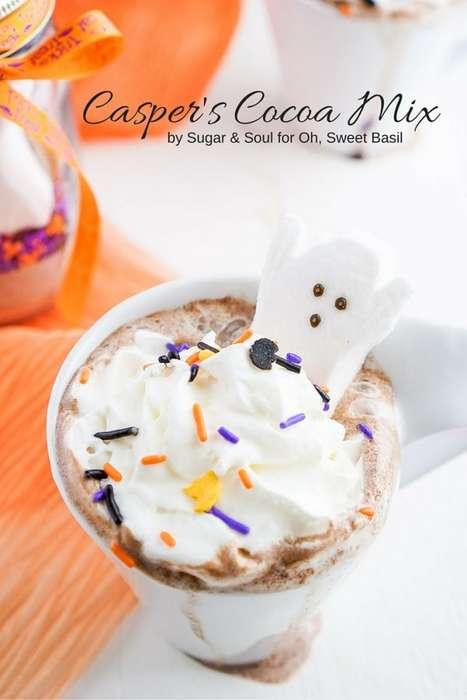 Halloween Hot Chocolate Mixes