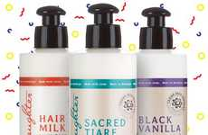Combing Hair Creams - The Carol's Daughter Products are Designed to Help Detangle Locks