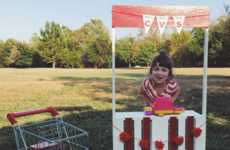 Drugstore Birthday Parties - This Little Girl's Celebration Features a CVS-Inspired Design Scheme