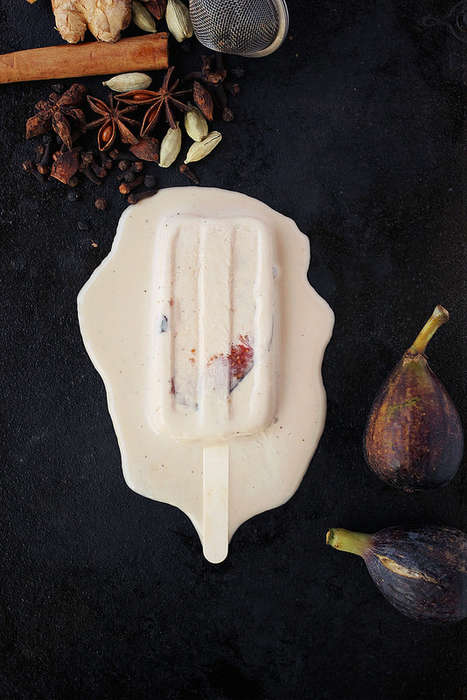 Fruity Chai Popsicles