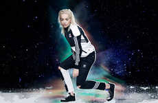 Astronomical Songstress Sportswear