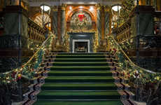 Holiday Hotel Experiences - This Harrods London Christmas Package Includes VIP Present-Shopping