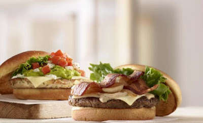 Gourmet Chef-Crafted Burgers - These New Burger Options Can Be Customized by the Customer