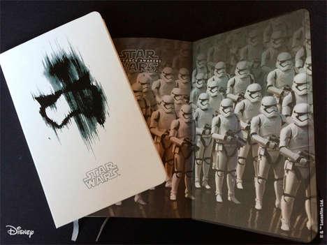 Space Villain Notebooks