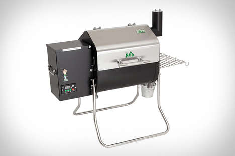 Wi-Fi-Connected Grills