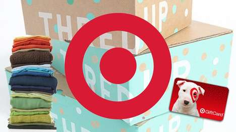 Rewarding Recycled Clothing Projects - Target Will Swap Store Credit for Donated Clothes