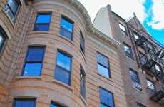High-Tech Community Accommodations - The Crown Heights Building Offers Affordable and Modern Housing