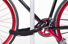 Lock-Embedded Bikes - BluLocks Bicycles Allow Your to Ditch Your Old Lock at Home
