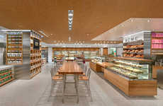 Farm-to-Flight Airport Markets - The Napa Farms Market is a Local Food Vendor at SFO