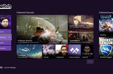 Livestreaming Gaming Apps - The Twitch App Allows Gamers to Access Cross-Platform Gaming Streams