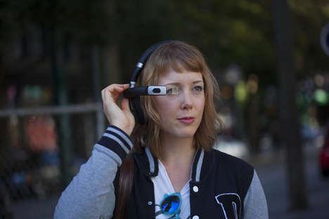 Augmented Reality Headphones