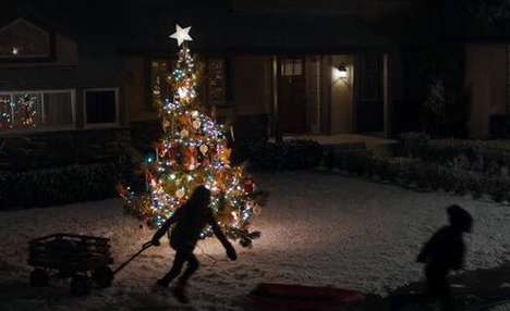 Selfless Christmas Campaigns