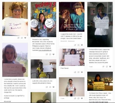 Inclusive Diabetes Campaigns