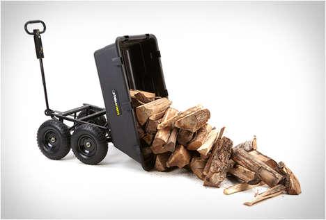Wagon Wheelbarrow Designs