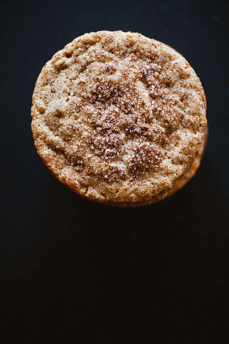Chewy Chai Cookies - This Cinnamon Sugar-Rolled Snickerdoodle Recipe is a Spiced Fall Treat