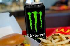 Fast Food Energy Drinks