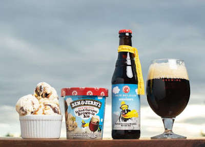 Ale-Inspired Ice Creams