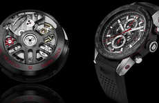 Dark Luxurious Smartwatches