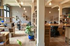 Co-Working Office Cafes