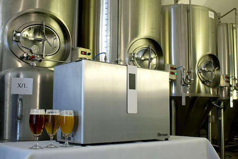 Automated Home Breweries