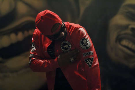 Statement Leather Bombers - This Varsity Jacket Pays Homage to the Historic Black Panther Party