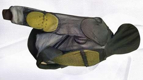 Abrasion-Resistant Hoodies