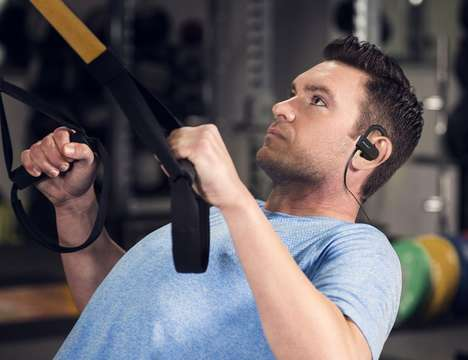 Functional Fitness Earbuds