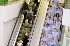 Urban Organ Donation Stunts - The UK's Patient Publicity Stunt Addresses the Need for Organ Donors