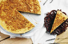 Raw Pumpkin Cheesecakes - This Vegan and Gluten-Free Pumpkin Cheesecake Recipe is Tasty for Everyone