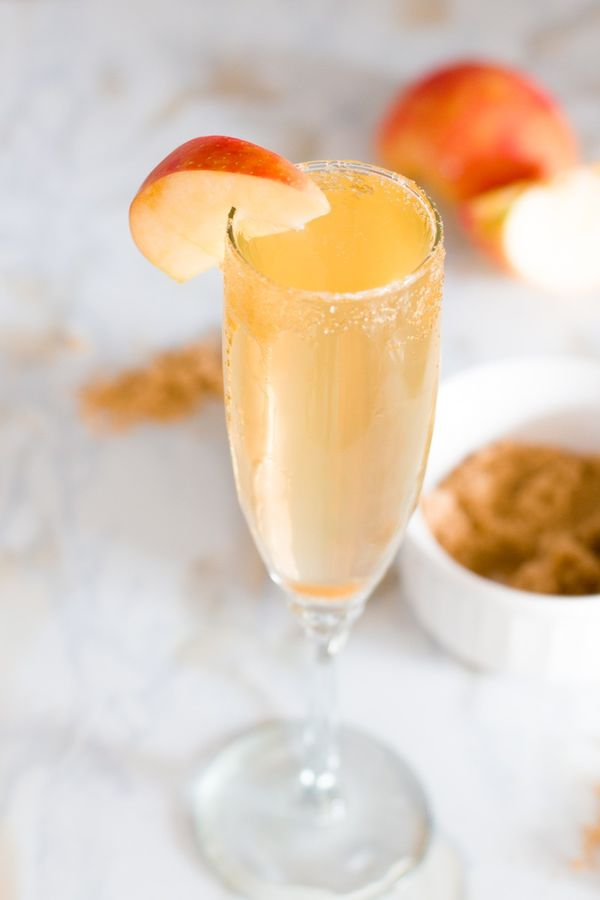 18 Sparkling Champagne Recipes