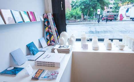 Design-Focused Retail Spaces