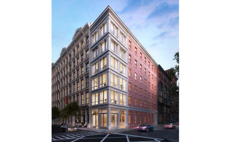Cast-Iron Boutique Apartments