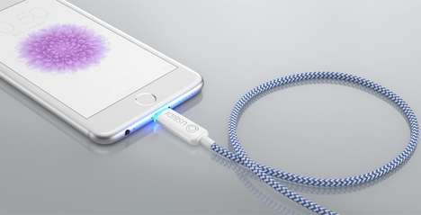 Intuitive Eco-Friendly Chargers