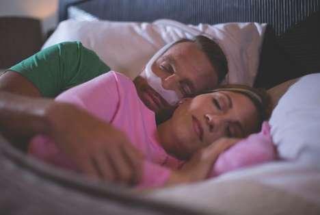Cordless Sleep Apnea Aids