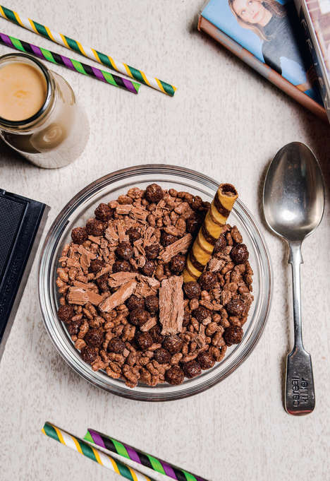 Caffeinated Cereal Concoctions