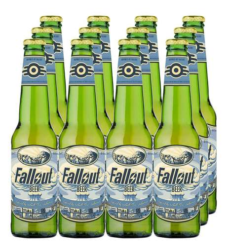 Apocalyptic Video Game Beers