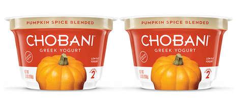 Spiced Gourd Yogurts