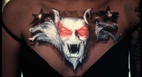 3D Animated Tattoos