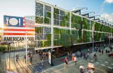 Vertical Hydroponic Gardens - This Urban Farming System Can Be Installed on Any Unused Wall Space