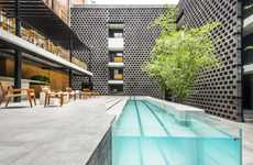 Homage-Paying Hotels - The 'Hotel Carlota' Balances a Contemporary Design with Historical Elements
