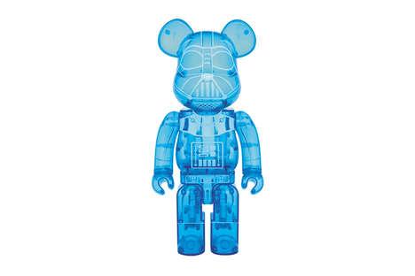Villainous Sci-Fi Bear Toys