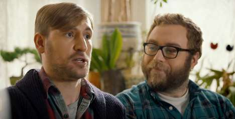 Same-Sex Coverage Campaigns - Jake and Allen's Story Promotes Affordable LGBT Health Insurance