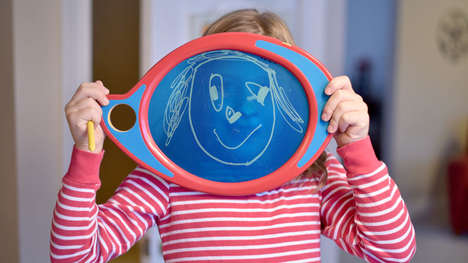 Kids' Educational eWriters - Boogie Boards Teach Kids to Write and Count with Digital Tracing