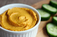 Paleo Pumpkin Dips - My Heart Beets's Pumpkin Hummus Recipe Does Not Contain Any Chick Peas At All