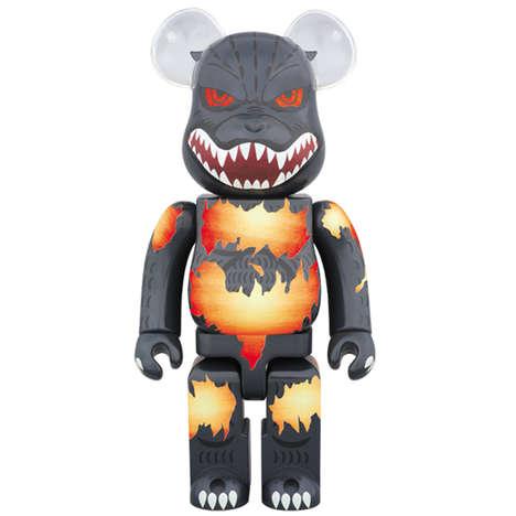 Monstrous Teddy Bears