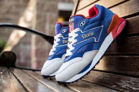 Iconic Brand-Celebrating Shoes