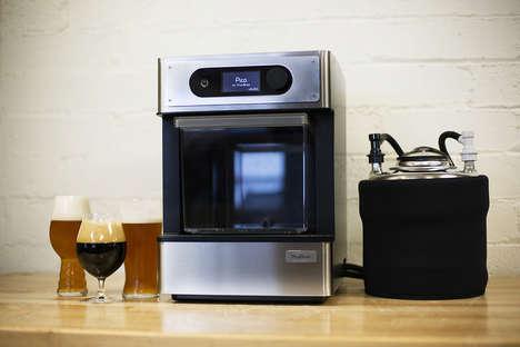 Beer-Brewing Machines